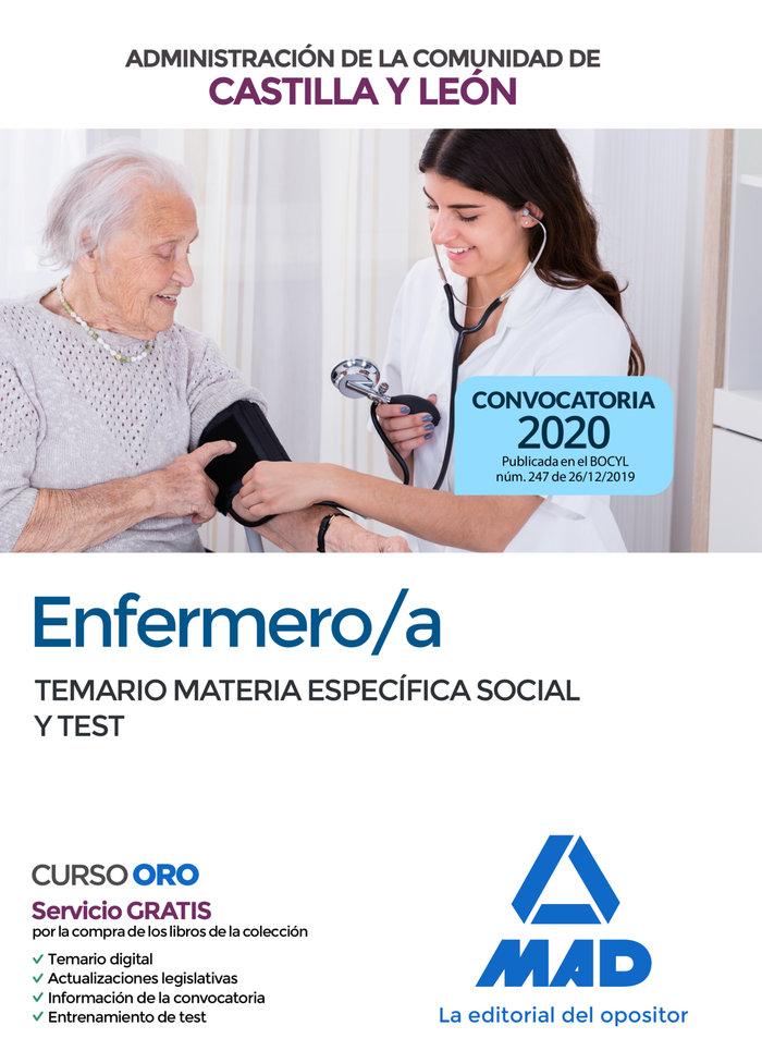 Enfermero/a administracion de la com