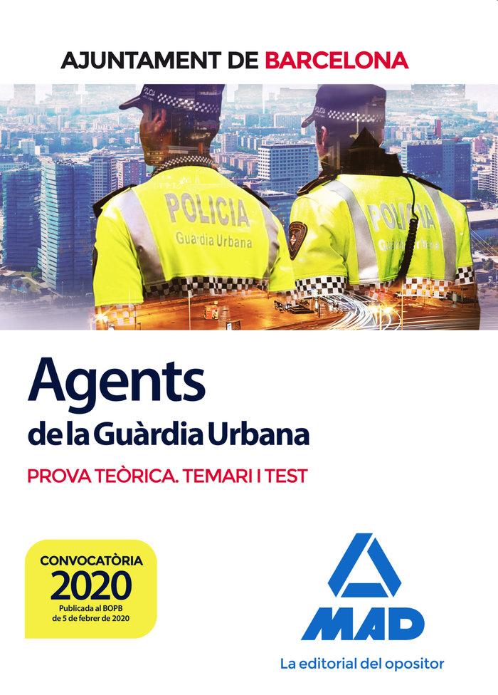 Agents guordia urbana lÆajuntamen