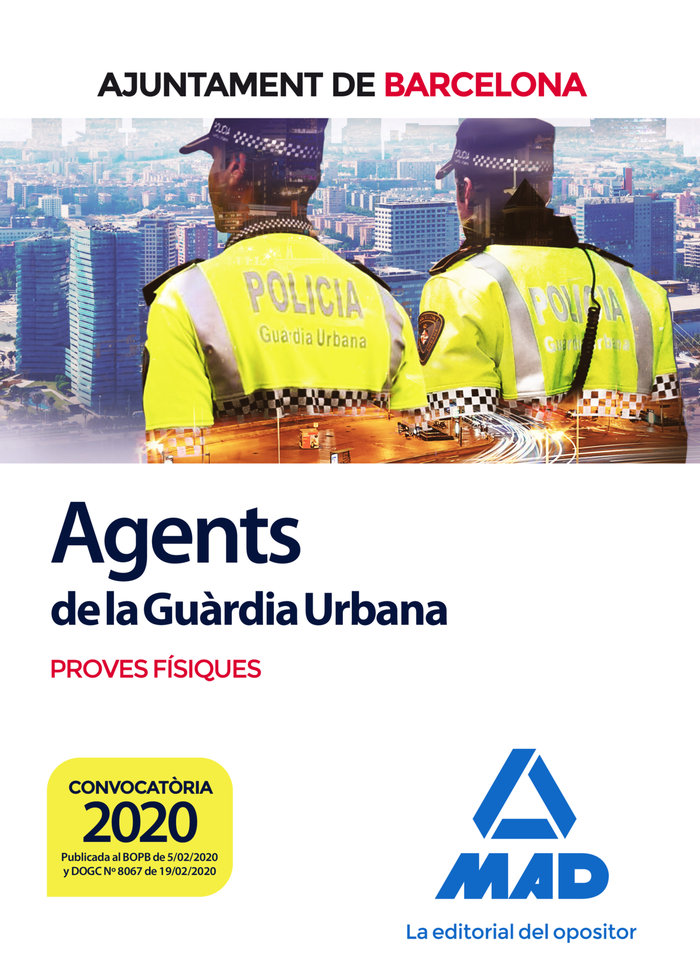 Agents guardia urbana lÆajuntamentbarcelona proves fisiques