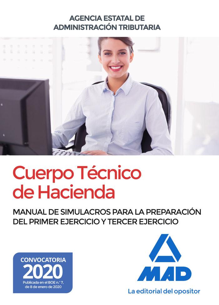 Cuerpo tecnico de hacienda agencia estatal