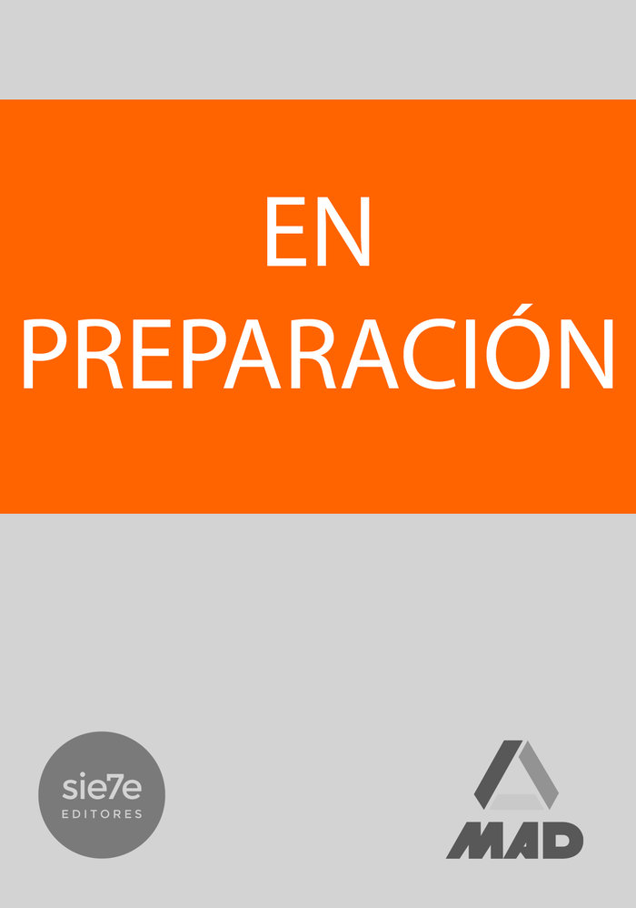 Limpiador/a servicio andaluz salud test temario especifico