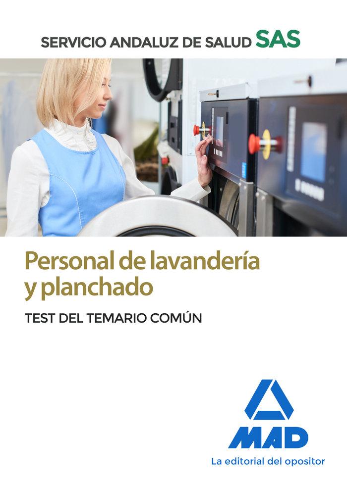Personal lavanderia y planchado sas test comun 2020