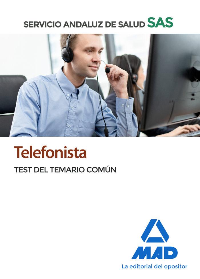 Telefonista sas test comun 2020