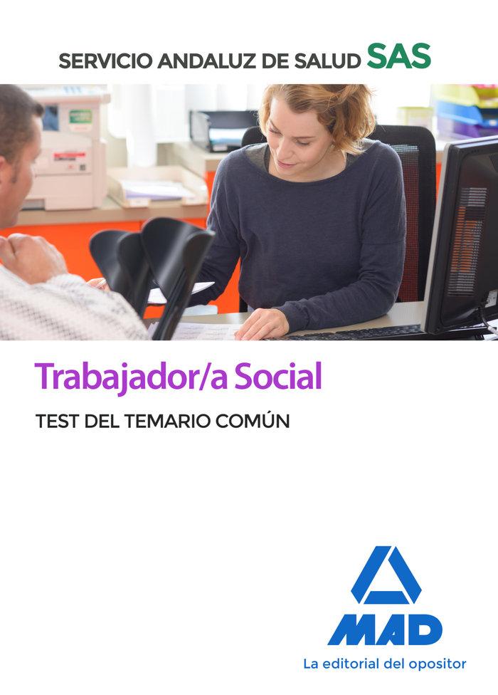 Trabajador/a social sas test comun 2020