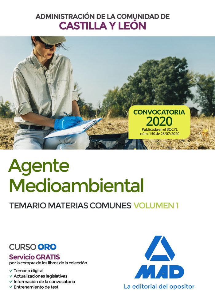 Agente medioambiental de la administracion de la comunidad d