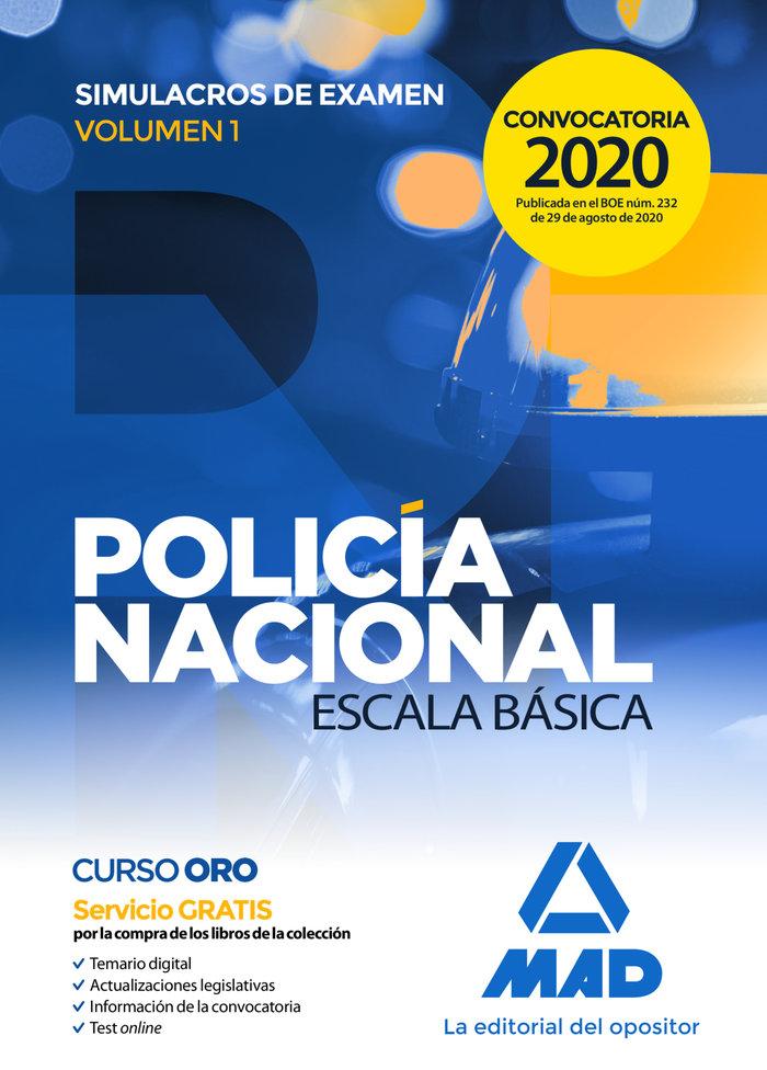 Policia nacional escala basica simulacros v.1 2020