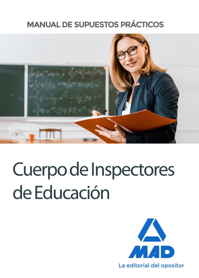 Cuerpo inspectores educacion manual supuestos practicos