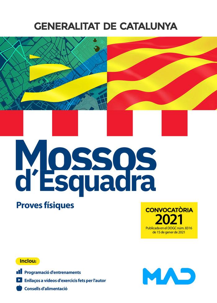 Mossos desquadra proves fisiques catalan