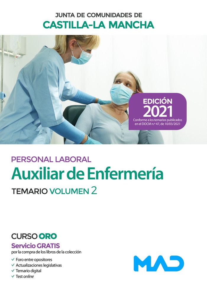 Auxiliar de enfermeria personal laboral d