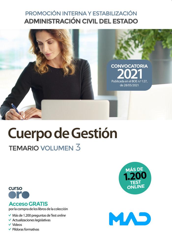 Cuerpo gestion administracion promocion v3