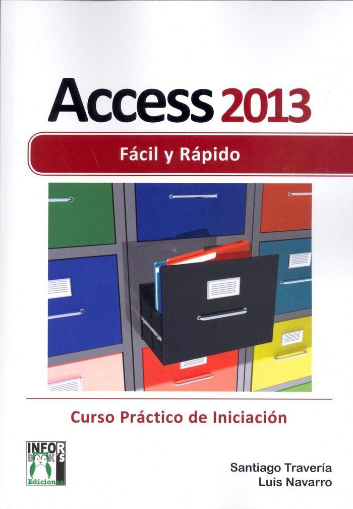 Access 2013 facil y rapido