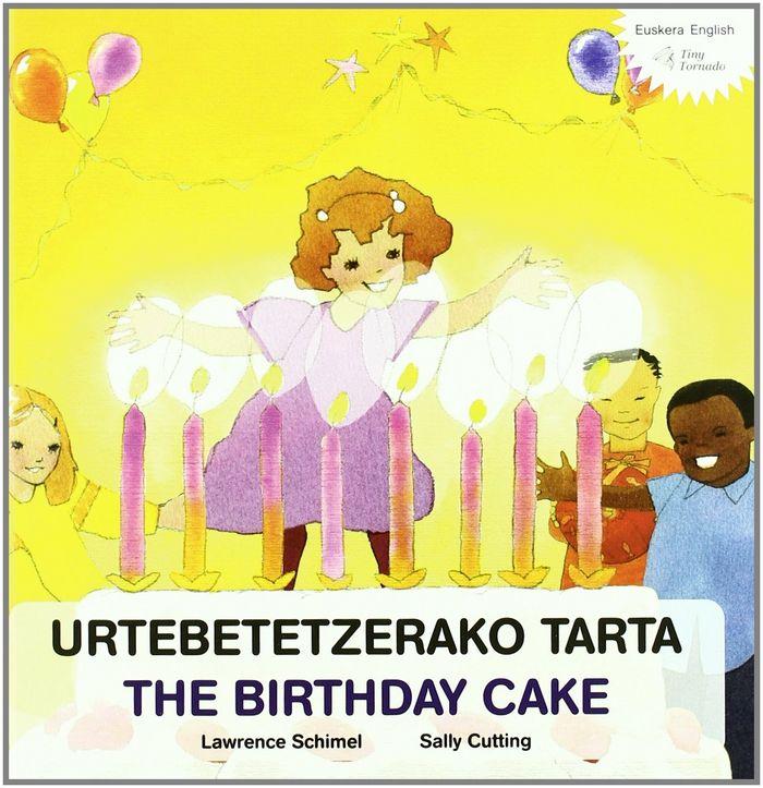 Urtebetetzerako tarta / the birthday cake