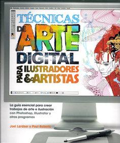 Tecnicas de arte digital para ilustradores y artistas