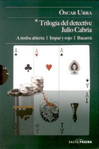 Trilogia del detective julio cabria