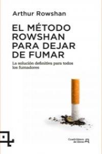 Metodo rowshan para dejar de fumar