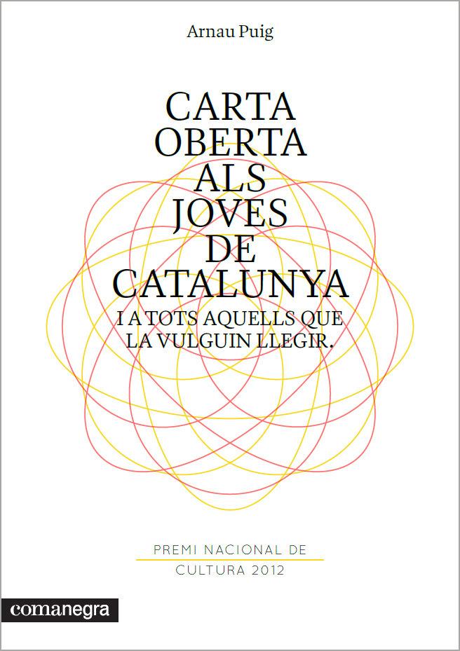 Carta oberta als joves de catalunya i a tots aquells que la