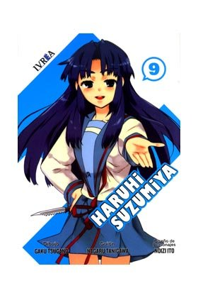Haruhi suzumiya 09 (comic)