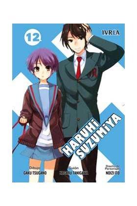 Haruhi suzumiya, 12