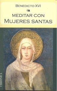 Meditar con mujeres santas