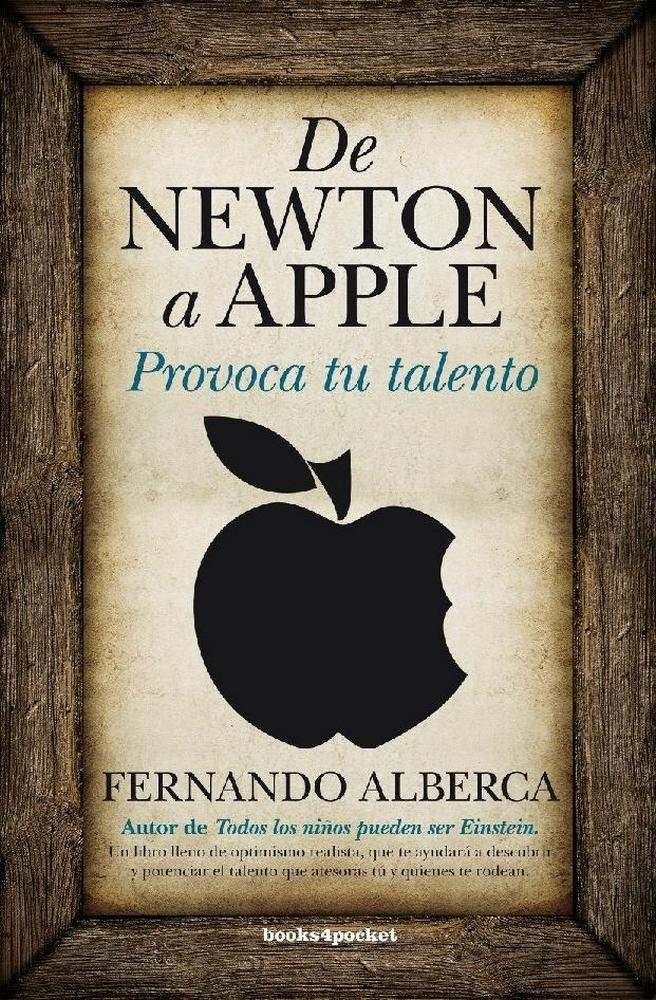 De newton a apple b4p