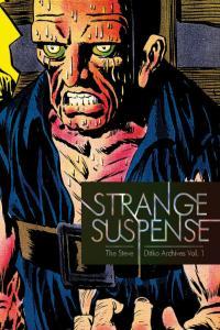 Strange suspense los archivos de steve ditko vol 1