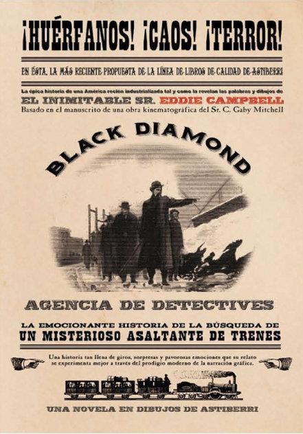 Agencia de detectives black diamond,la