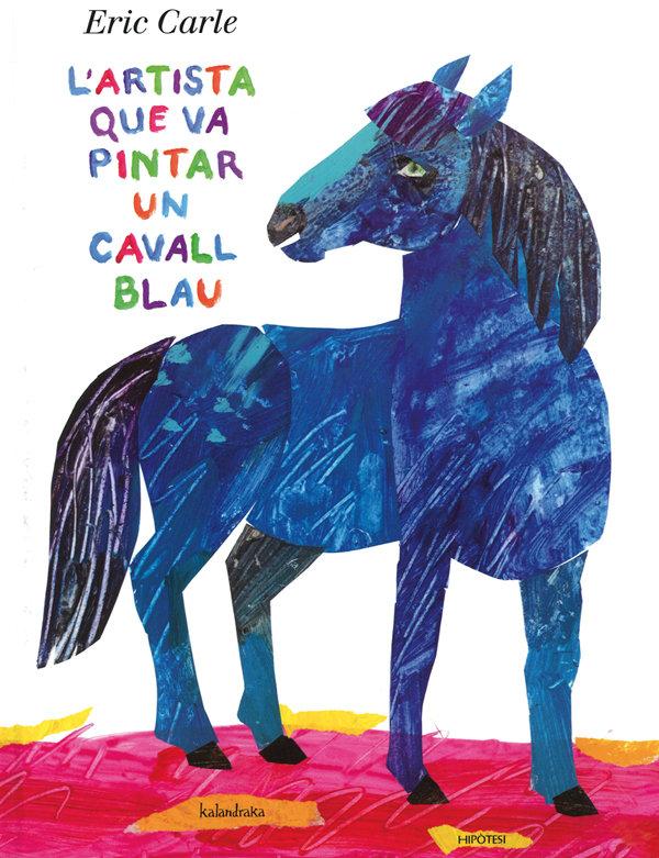 L'artista que va pintar un cavall blau