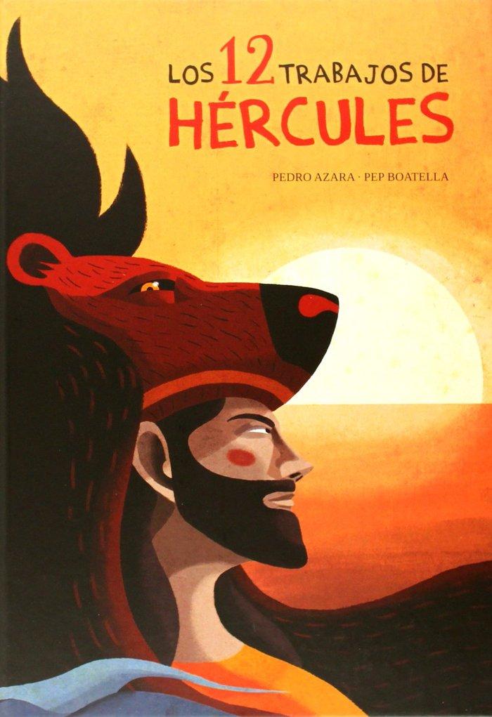 12 trabajos de hercules  o.varias