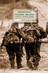Falkland malvinas panfleto contra la guerra