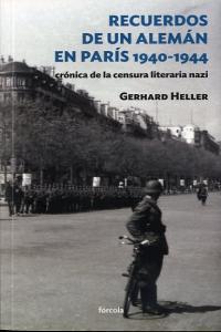 Recuerdos de un aleman en paris