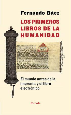 Primeros libros de la humanidad,los