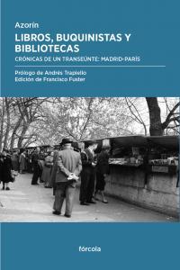 Libros buquinistas y bibliotecas