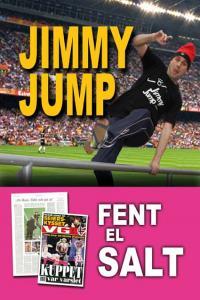 Jimmy jump fent el salt catalan