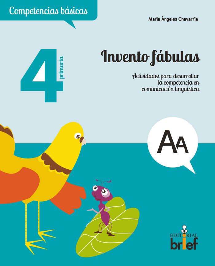 Invento fabulas 4ºep