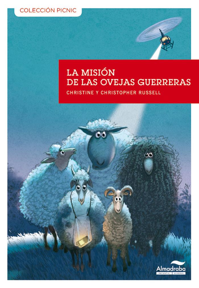 Mision de las ovejas guerreras,la