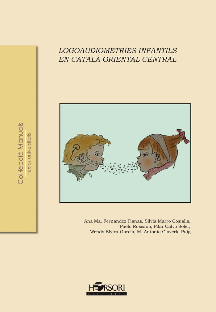Logoaudiometries infantils catala oriental central