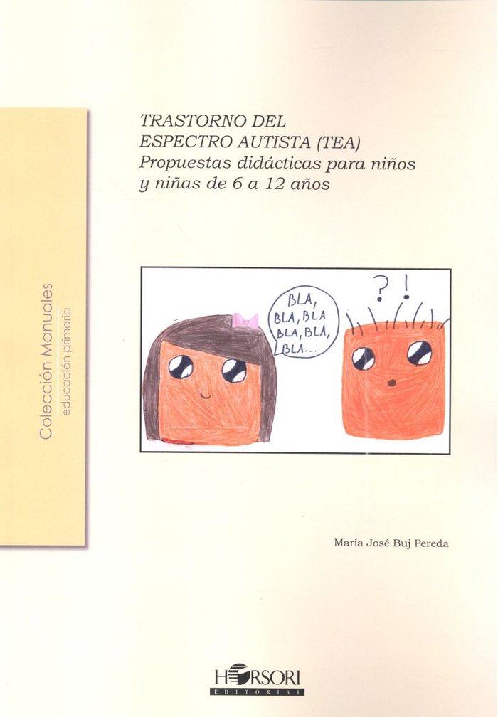 Trastorno del espectro autista propuestas didacticas