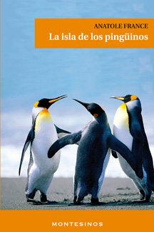 Isla de los pinguinos,la