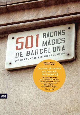 501 racons magics de barcelona que has de coneixer abans de