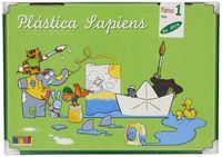 Plastica verde 1ºep 14