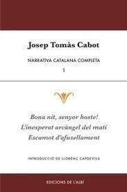Narrativa catalana completa 1