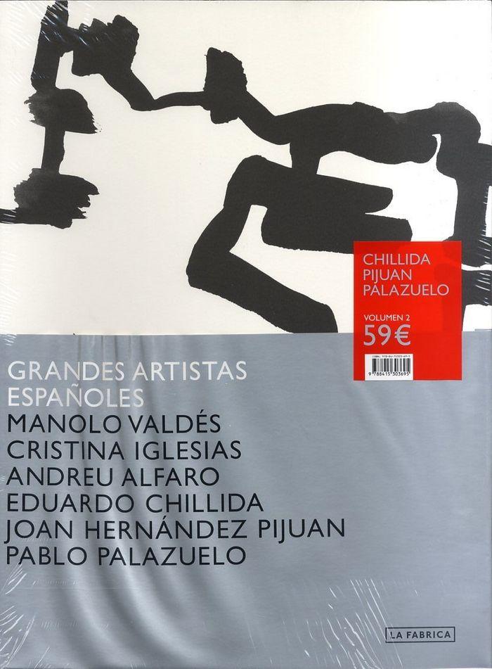 Grandes artistas españoles volumen 2
