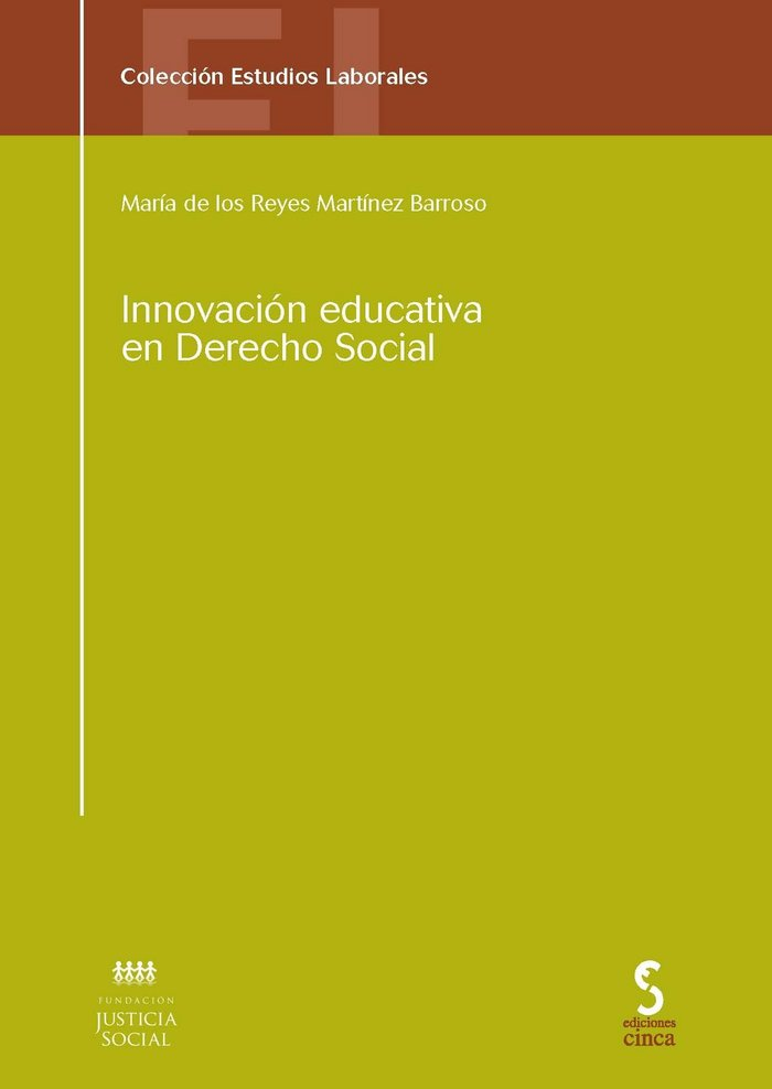 Innovacion educativa en derecho social