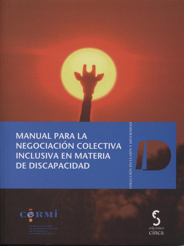 Manual para la negociacion colectiva inclusiva en materia d