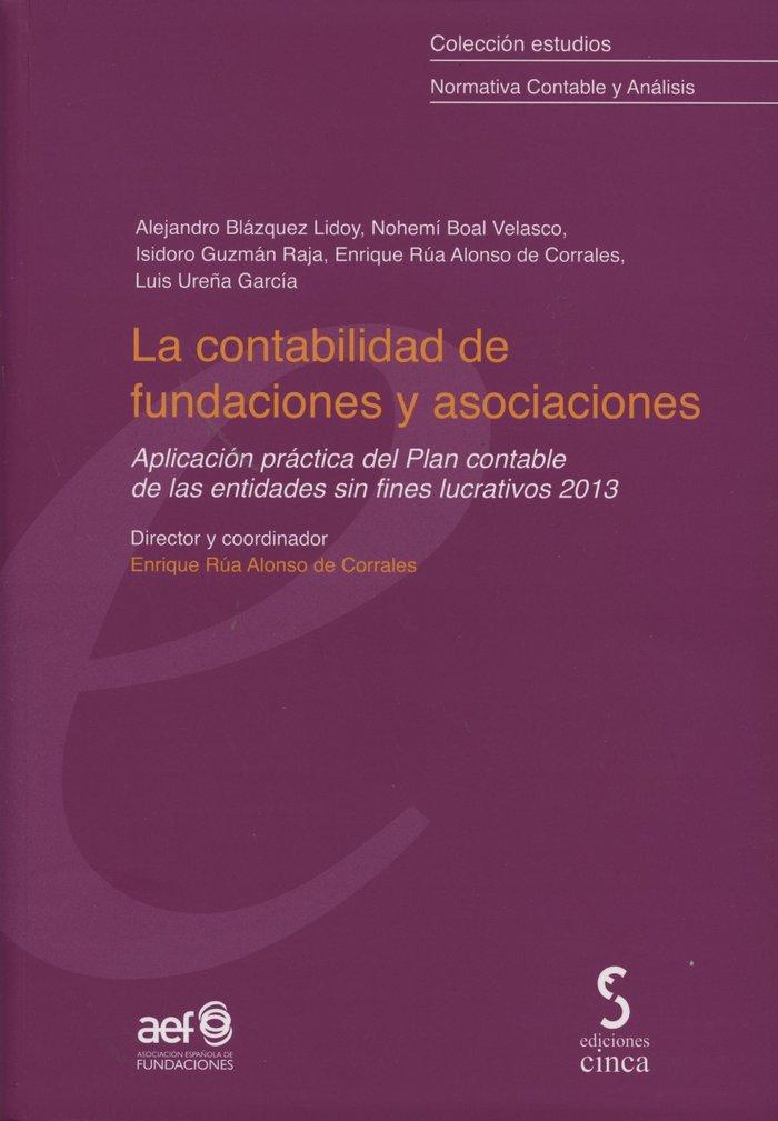 Contabilidad de fundaciones y asociaciones,la