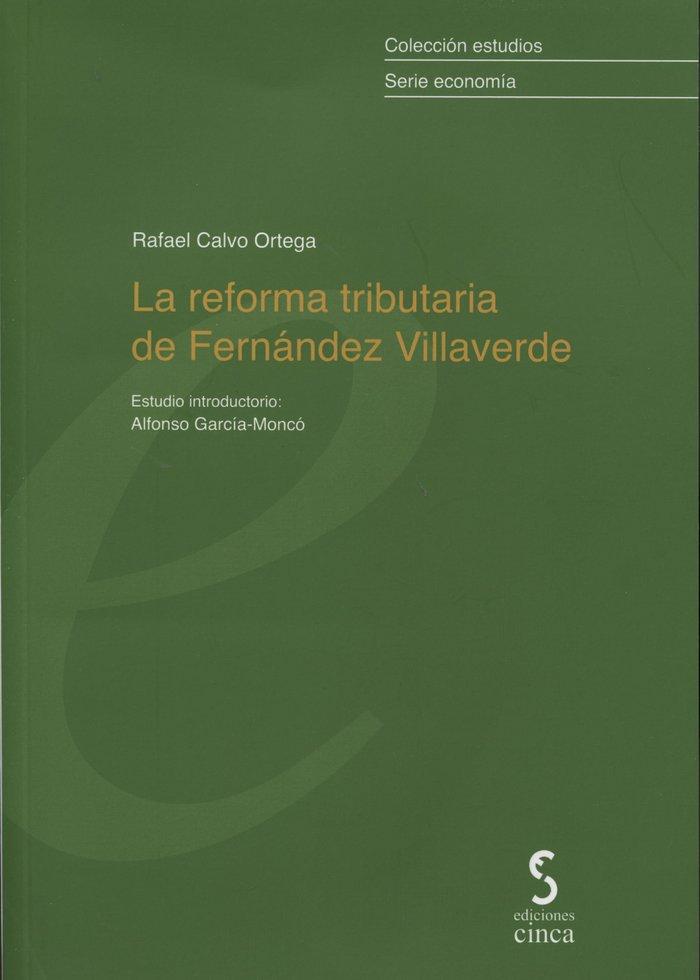 Reforma tributaria de fernandez villaverde
