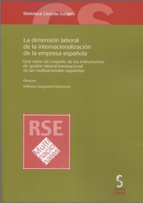 Dimension laboral internacionalizacion empresa española