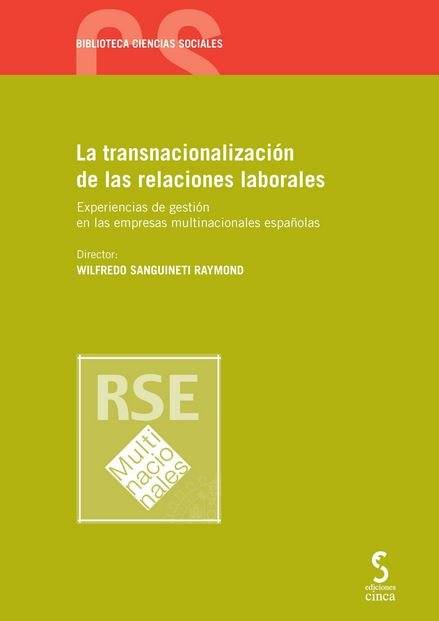 Transnacionaliacion de las relaciones laborales