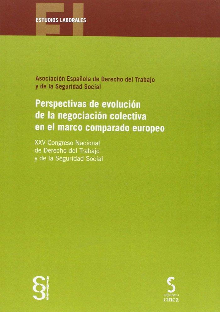 Perspectivas de evolucion negociacion colectiva en marco