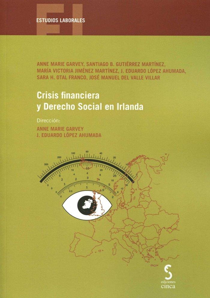 Crisis financiera y derecho social en irlanda